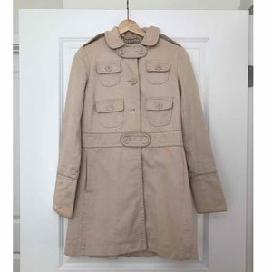 🌿Marc Jacobs cotton trench coat